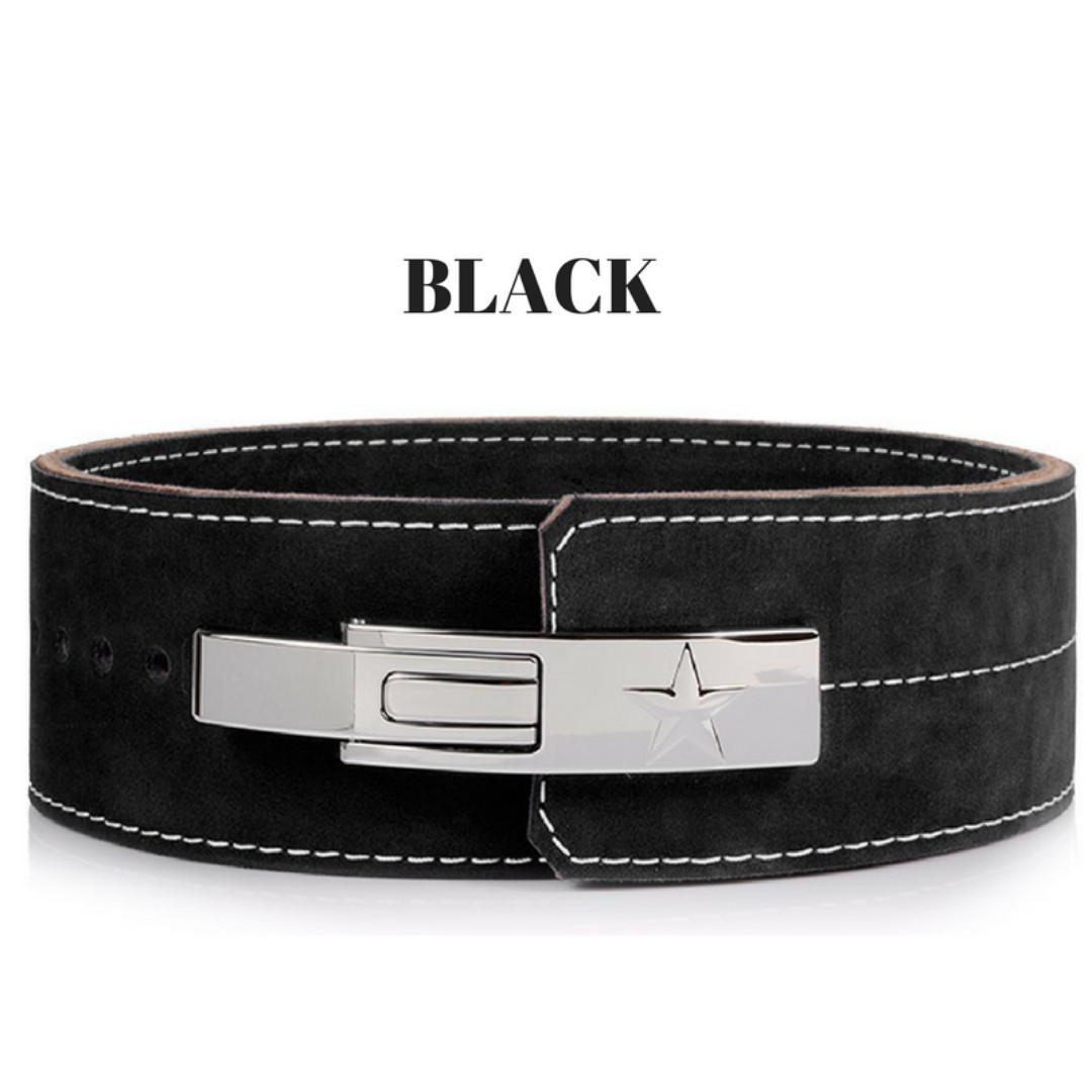 Advanced Quick Lock Weight Belt - Inzer inspired