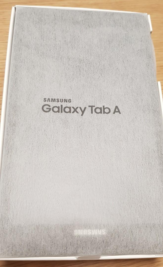 Almost new Samsung Tab A