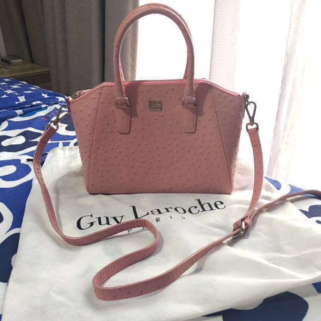 Authentic Guy Laroche Bag Women S Fashion Bags Wallets Others On Carou