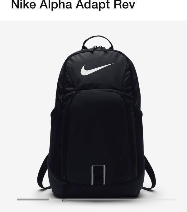 9a19957dc407 Authentic Nike Alpha Adapt rev Backpack
