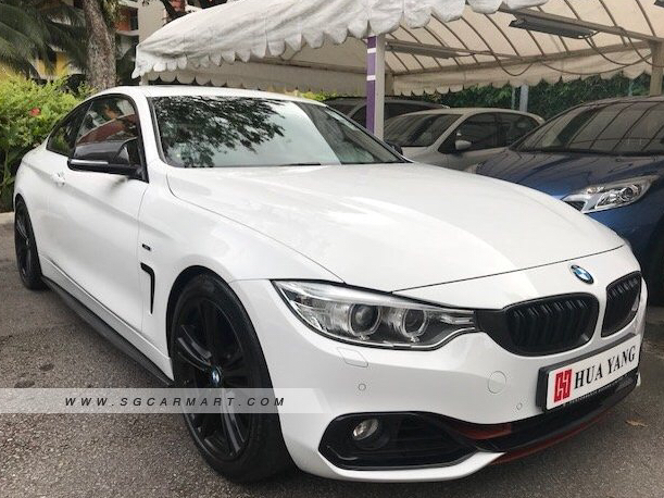Bmw 435i For Sale >> Bmw 435i Cars Cars For Sale On Carousell