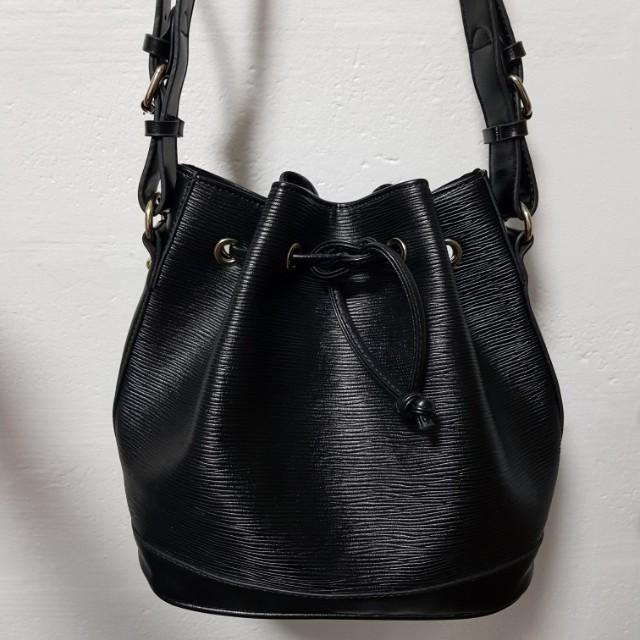 068f2e4b5c7 BN Authentic Zara Synthetic Leather Bucket Bag, Women's Fashion ...