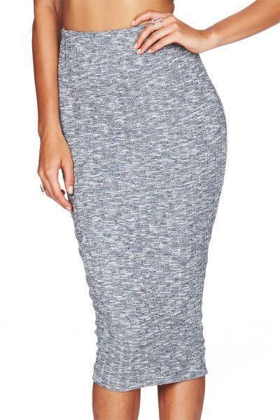 BNWT Nookie moonshine pencil skirt
