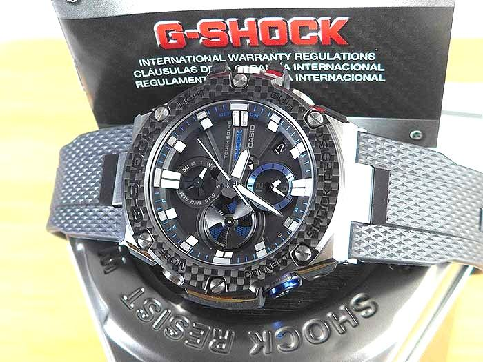 Casio G-Shock GST-B100XA-1ADR (Bluetooth)