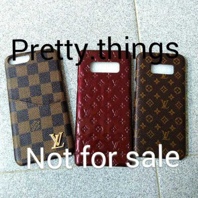 check out 8d56f 4a587 Chanel And Louis Vuitton LV Phone Cases Casings Covers Preorder Open For  Apple IPhone Samsung Galaxy Oppo