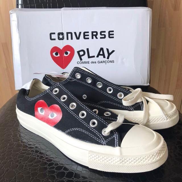 buy \u003e converse cdg play original, Up to