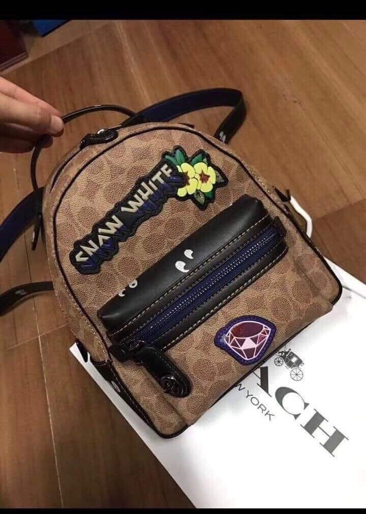 e52625f88c7 Disney X Coach Campus Backpack 23