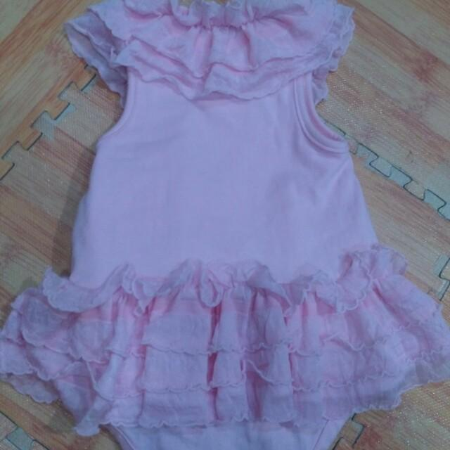 Dress baby cantik 0-6bln