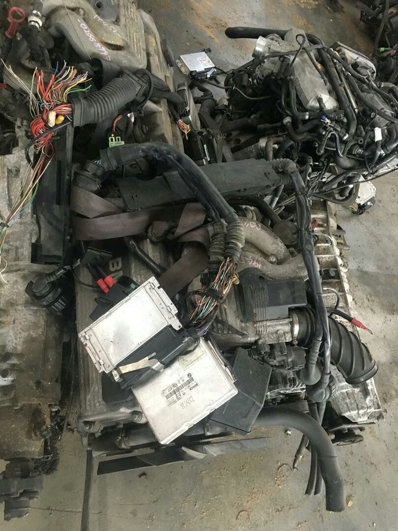 E36 m44 Engine Auto&Manual tranmission