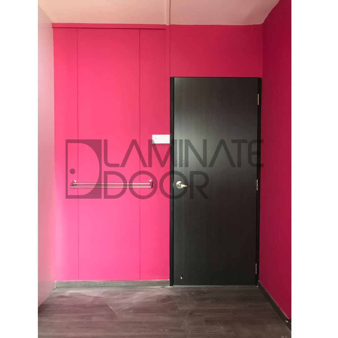 Full Solid Laminate Bedroom Door Hdb Bto Furniture Others On