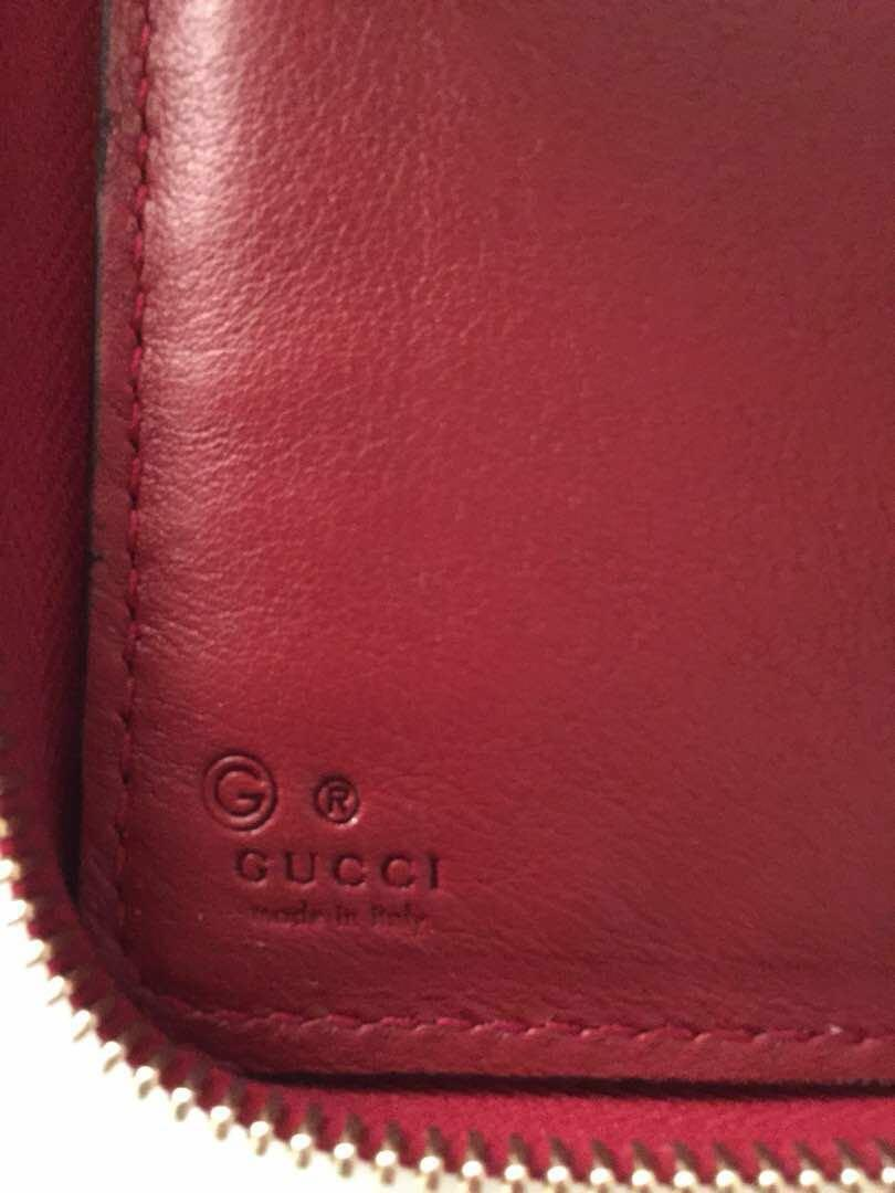 Gucci Wallet RED