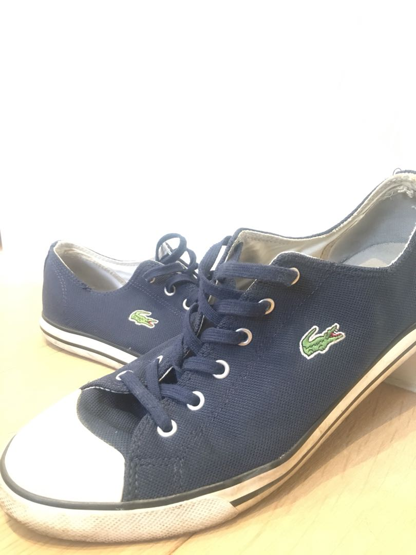 3016eec539745a Canvas Shoes Footwear Men s Carousell On Lacoste Fashion npfxZqRn8