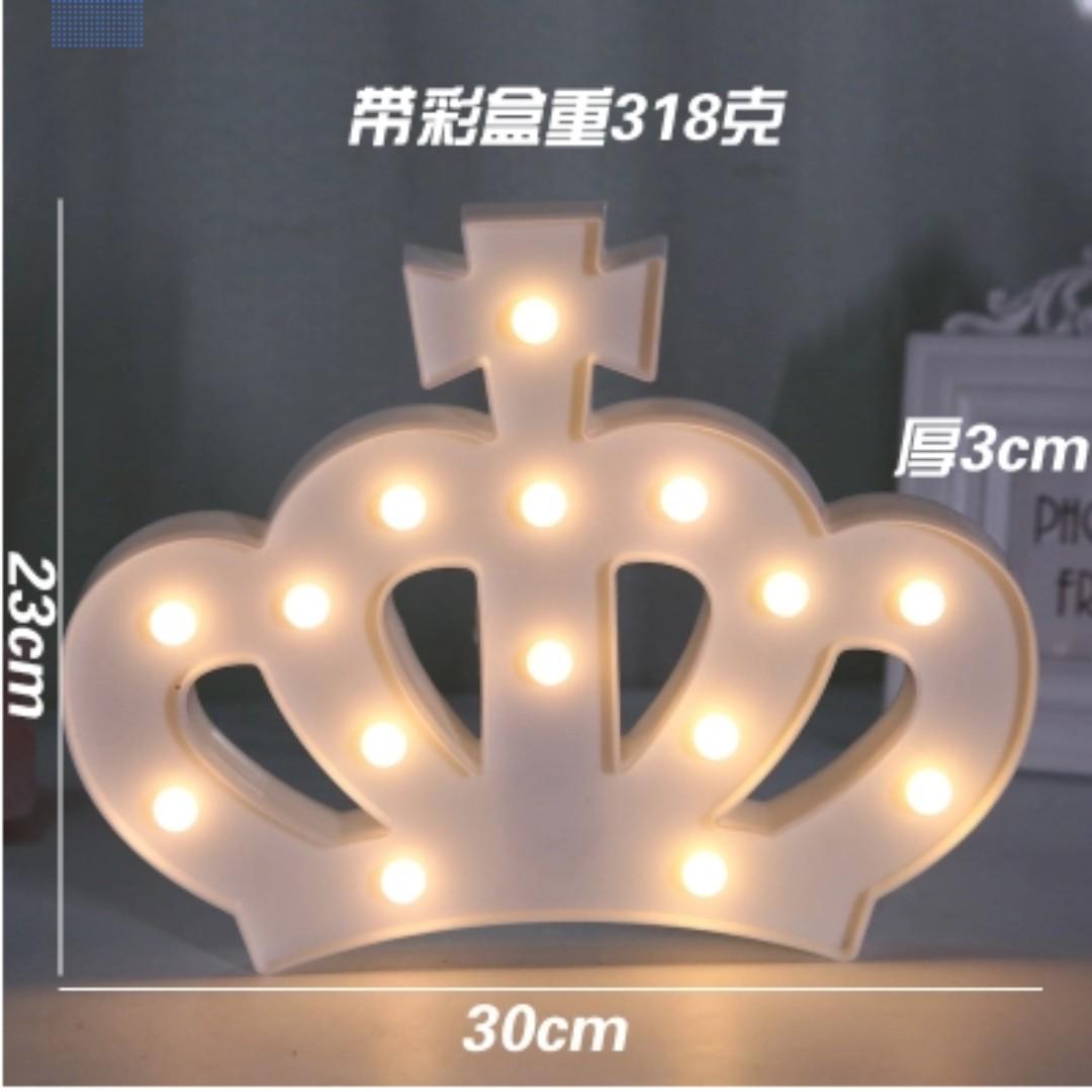 LED Light Korean / Decoration