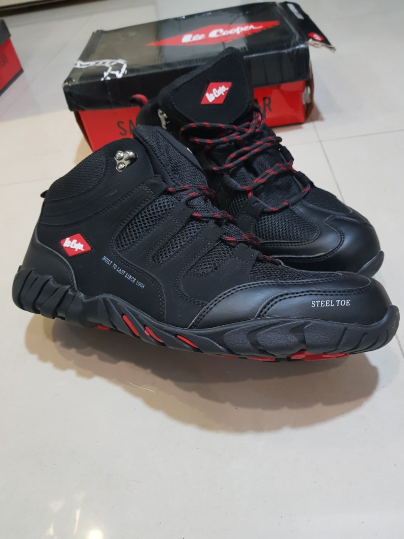 a3ce489dad0 Lee Cooper safety shoes /steel toe (last pair 45/46)
