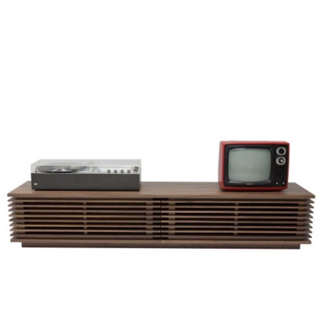Line TV Console from Grafunkt, Furniture, Others on Carousell