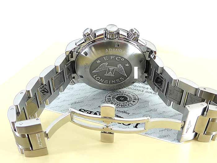 Longines Chronograph Automatic L3.667.4