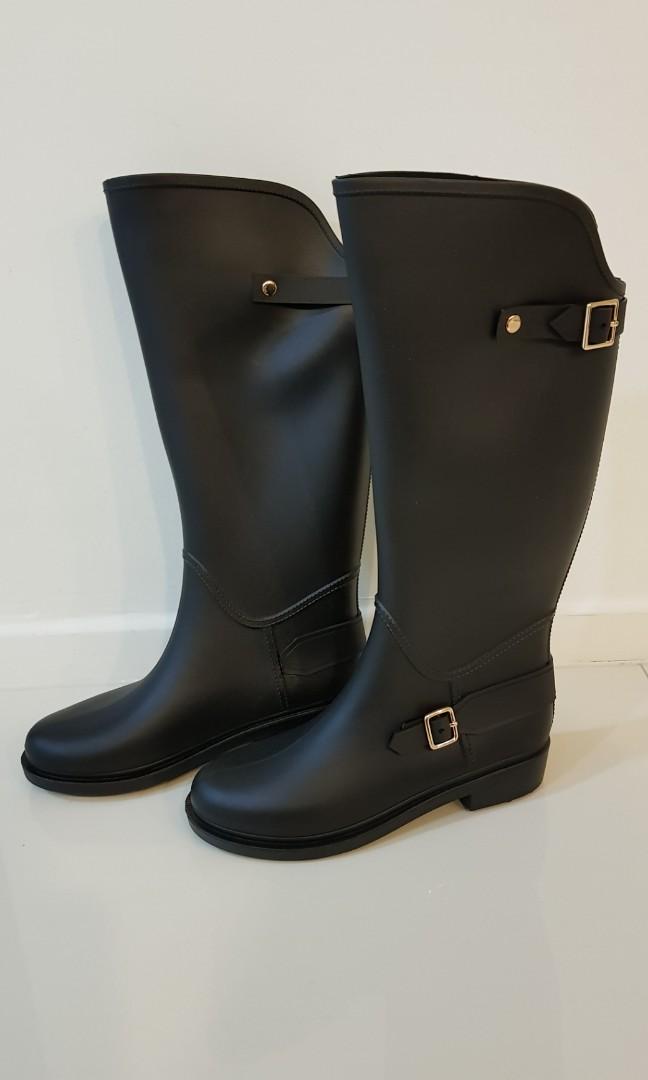 89a118f84 Non Slip Rubber Boots   Rain Boots   Riding Boots   Winter Boots   Autumn  Boots   Waterproof Shoe