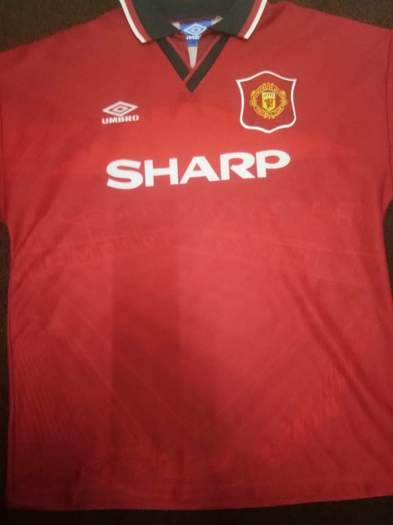 32c1dca0e  Price reduce  Manchester United Jersey