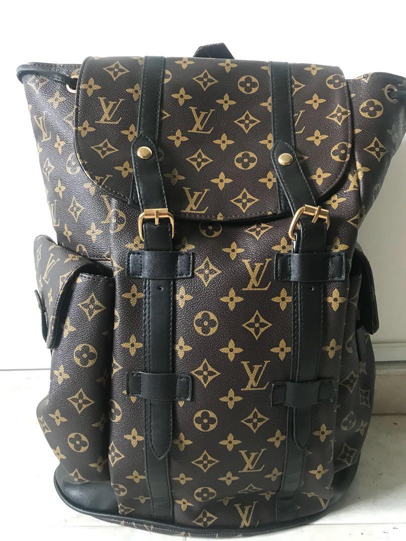 5e6f94315ecb Replica LV Backpack