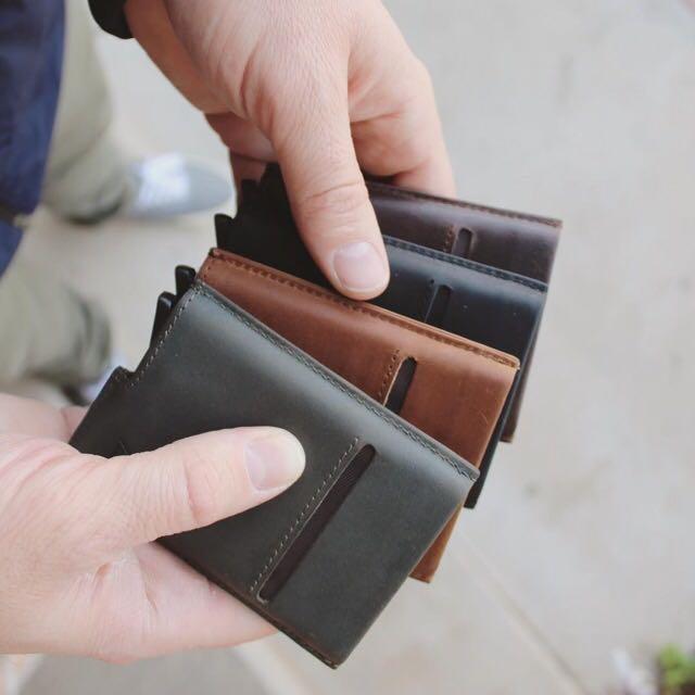 Rfid Blocking, Minimalist Wallet from Andar USA - Pilot