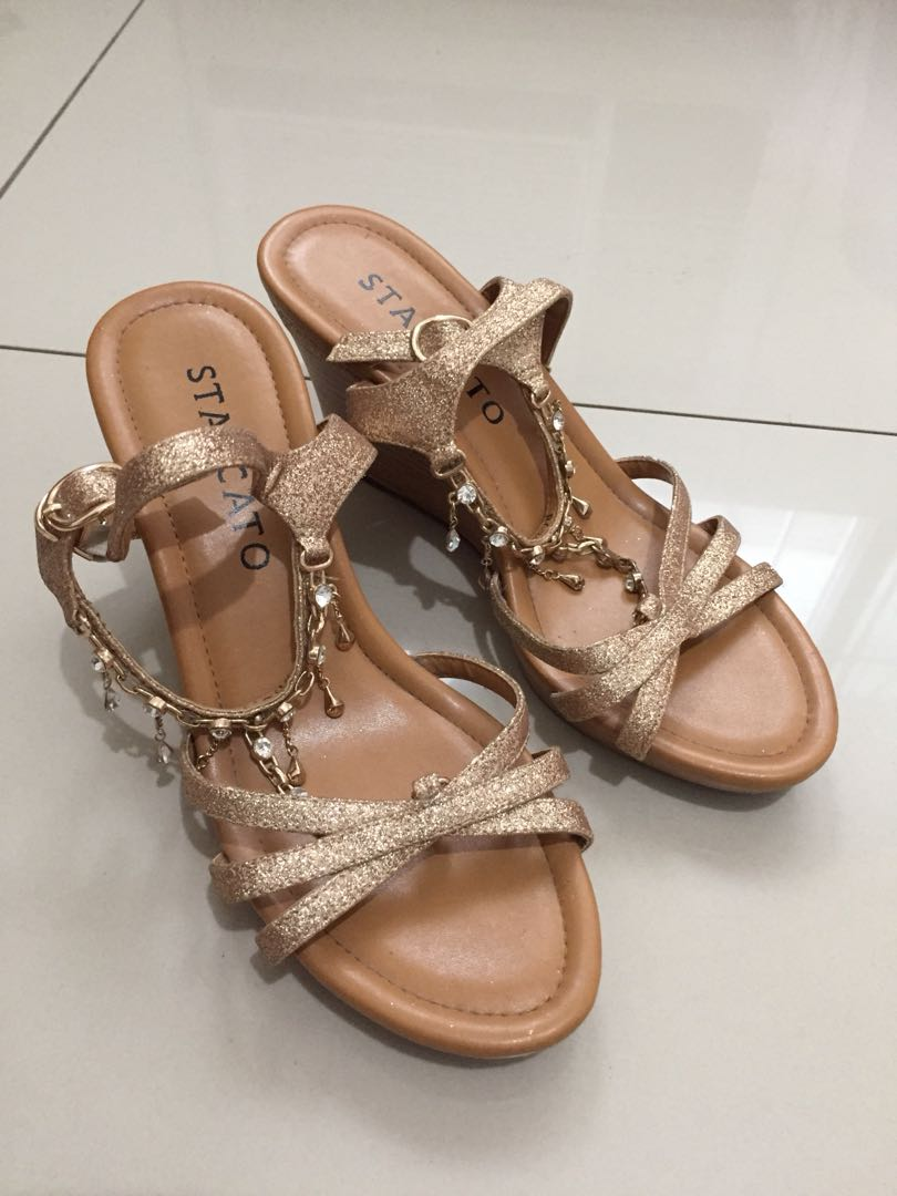 b1dc65628be Staccato Wedge Sandals