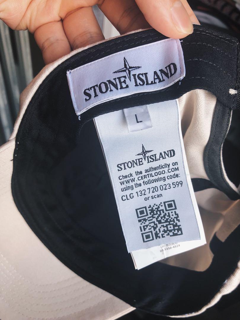 8850aa20e23 Stone Island cap