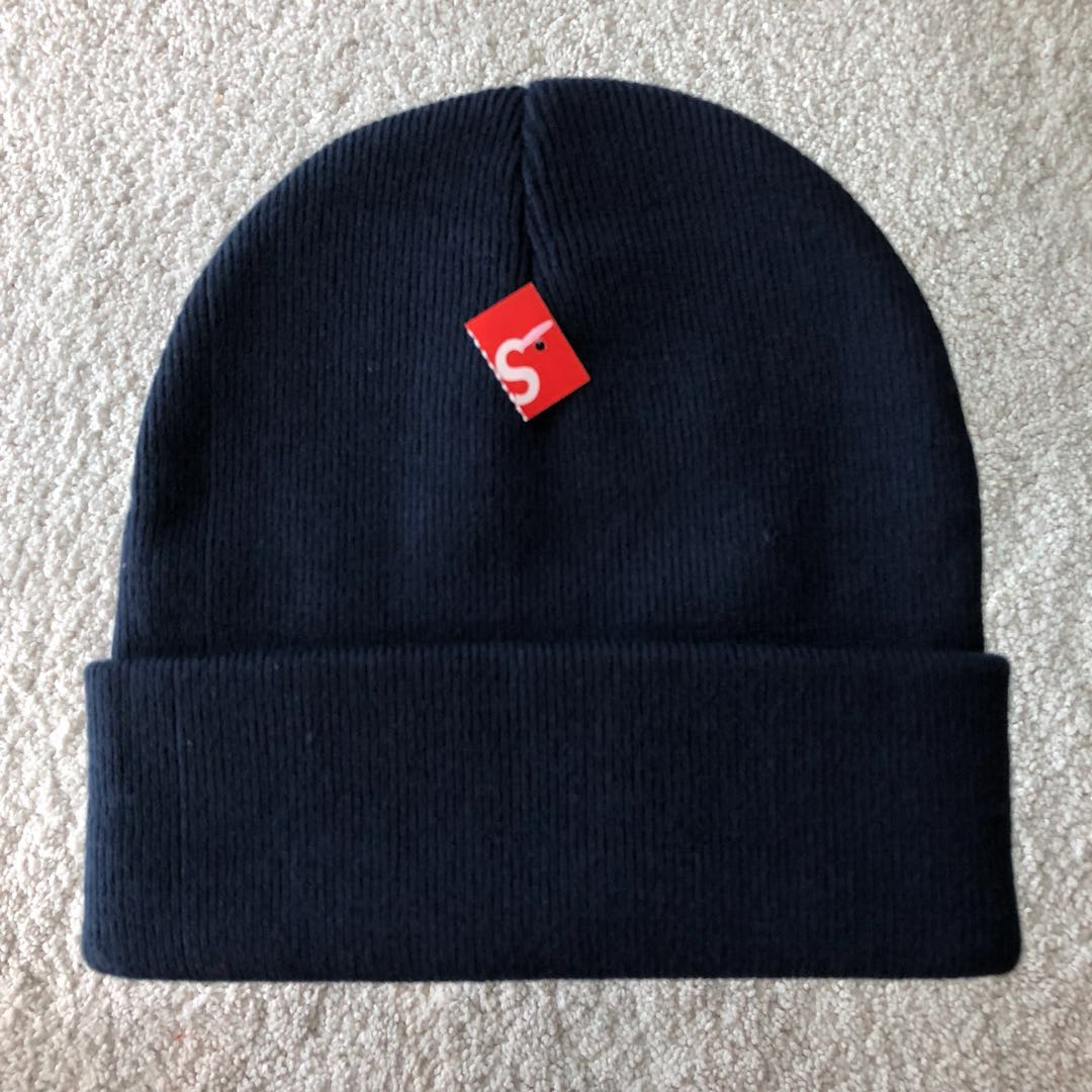 79cd7e82 SUPREME CROWN LOGO BEANIE, Men's Fashion, Accessories, Others on ...