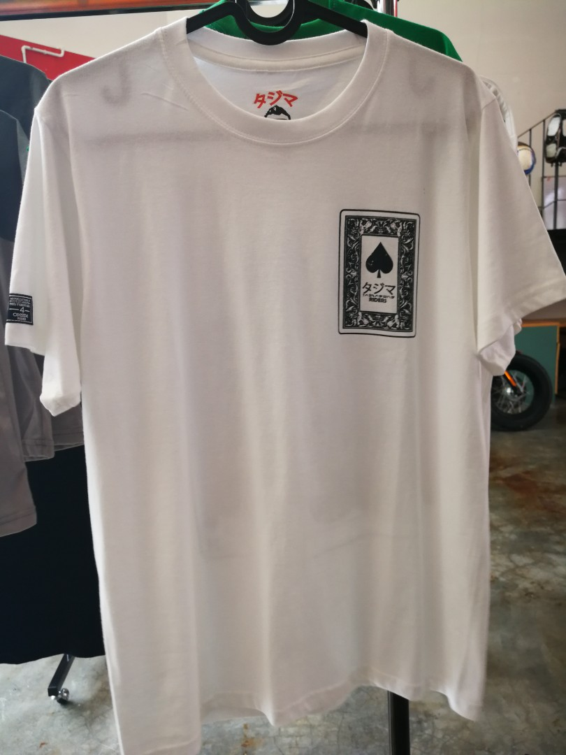 0ce6673b Tajimasons Raiders (Malaysian local brand) tshirt, Men's Fashion, Clothes,  Tops on Carousell