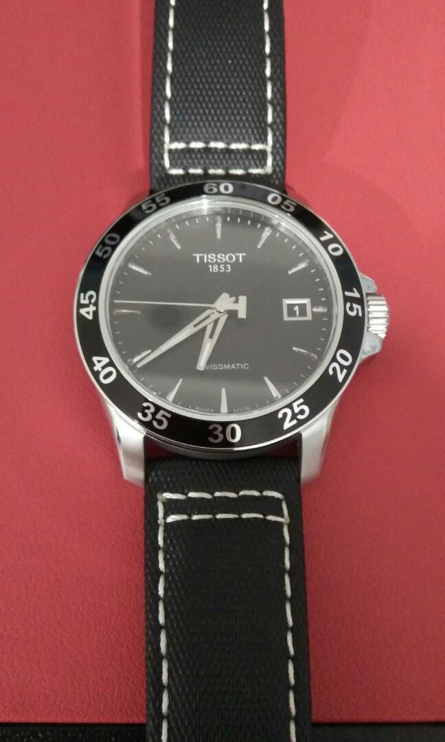Tissot V8 Swissmatic Men S Fashion Watches On Carousell