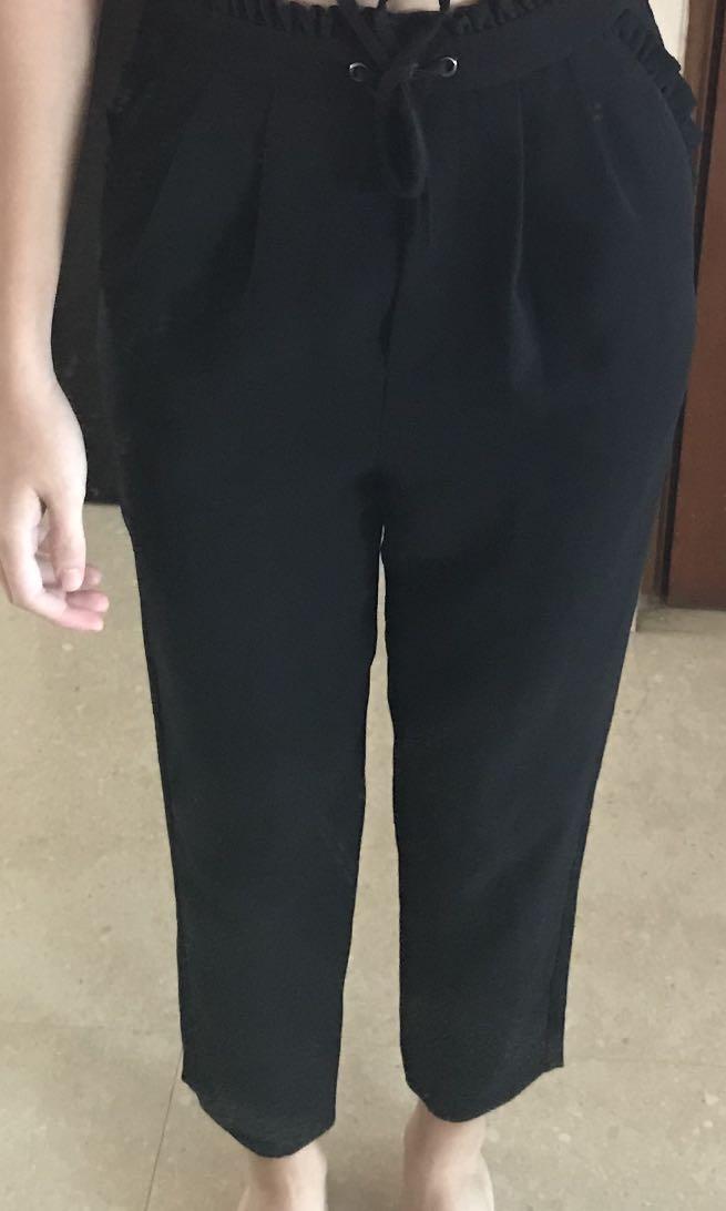 Topshop jogger pants