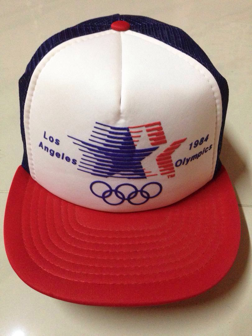 dc8edd879dc Vintage olympic los angeles snapback cap nos mens fashion accessories on  carousell jpg 810x1080 1984 olympic
