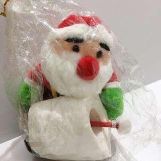 Tempat Tissue Santa
