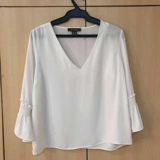 Repriced! Primark White Top