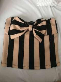 Stripes Tube Top