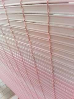 Pink Venetian Blind Sale