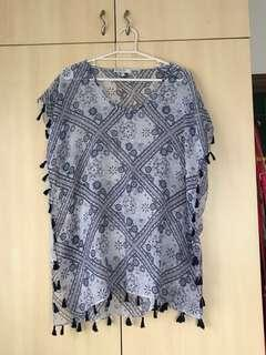 Preloved Cotton On Cover up