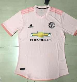 Manchester United away jersey 18/19 player version