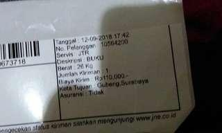 sold - thank you - to Surabaya 26kg