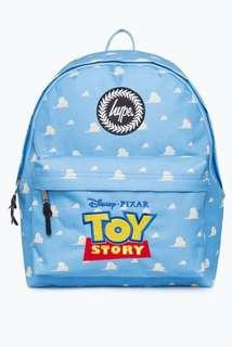 🚚 英國潮牌聯名限定 Hype X Disney Toy Story 迪士尼玩具總動員聯名款背包