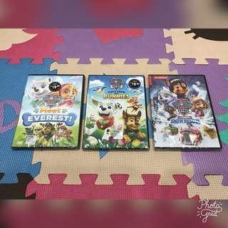Original Paw Patrol DVD Collections