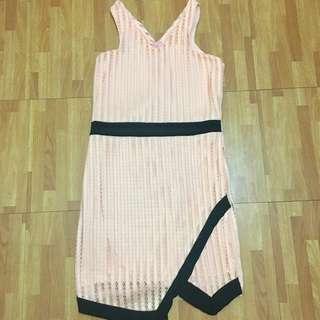 Repriced!! Pink Apple dress