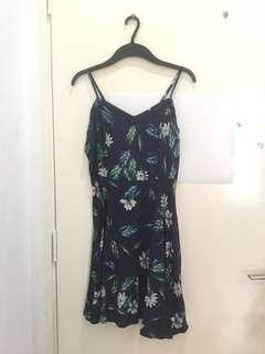 [FREE SHIPPING] Flowy Floral Dress