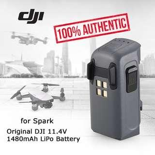 DJI Spark Battery (100% Original and Authentic) Ready Stock!