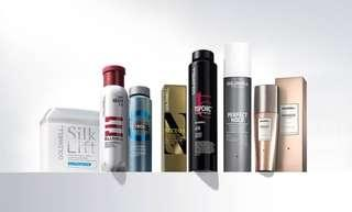 Goldwell hair products