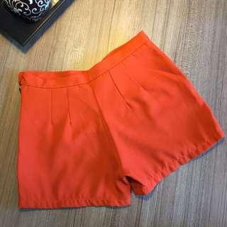 ❗️Buy 1 Take 1❗️Orange shorts