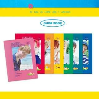 [ PO ] BTS SUMMER PACKAGE GUIDE BOOK