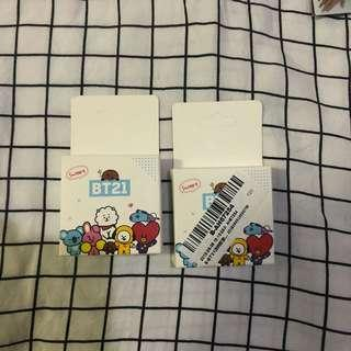 BT21 Washi Tape