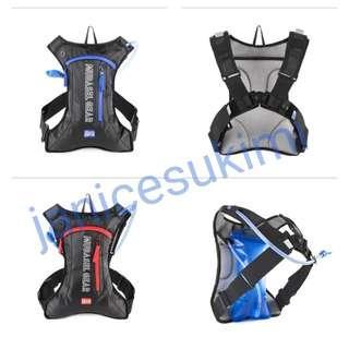 Hydration back pack / hydration bag
