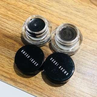 Bobbi Brown Eyeliner Gel Duo Black And Espresso