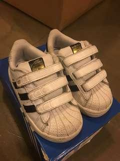 Adidas Superstar 幼兒運動鞋 13cm